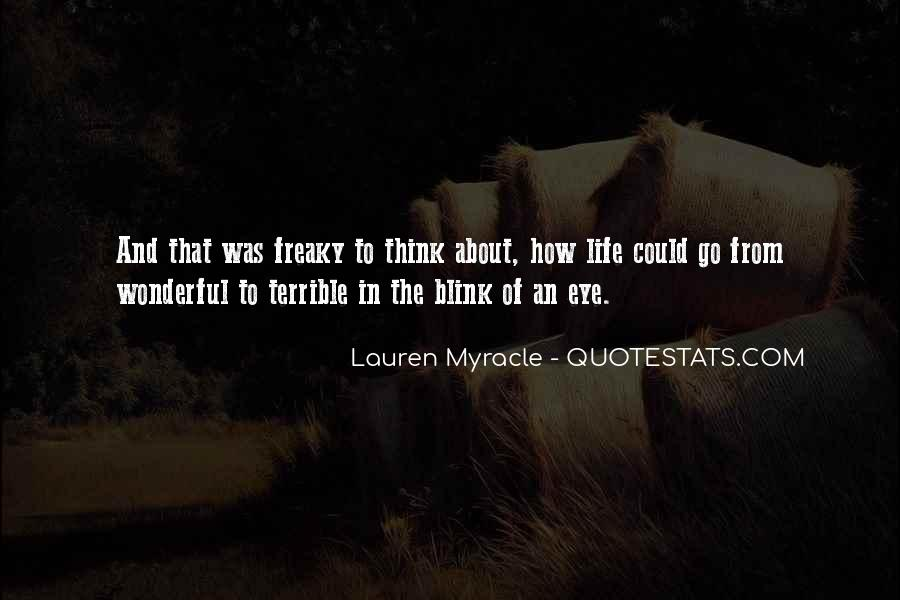 Lauren Myracle Quotes #1848096