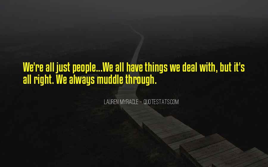 Lauren Myracle Quotes #473187