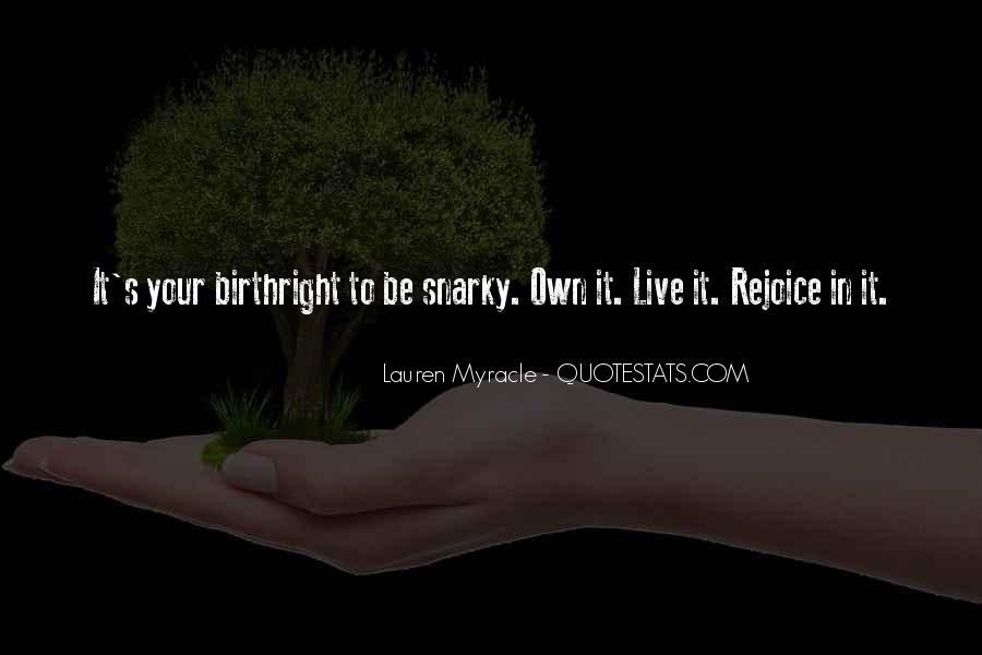 Lauren Myracle Quotes #481264