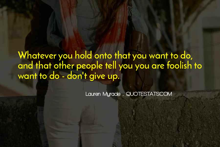 Lauren Myracle Quotes #591197