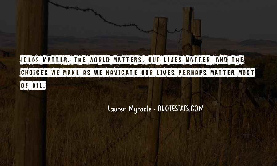 Lauren Myracle Quotes #616078