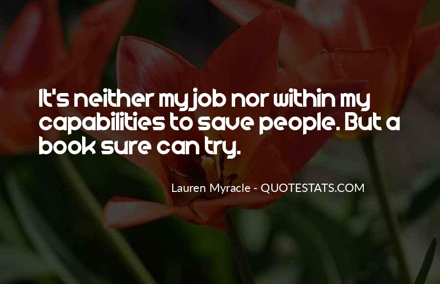 Lauren Myracle Quotes #789106