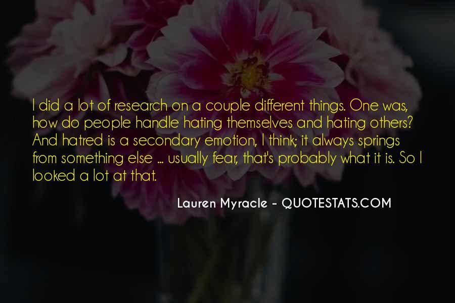 Lauren Myracle Quotes #799153