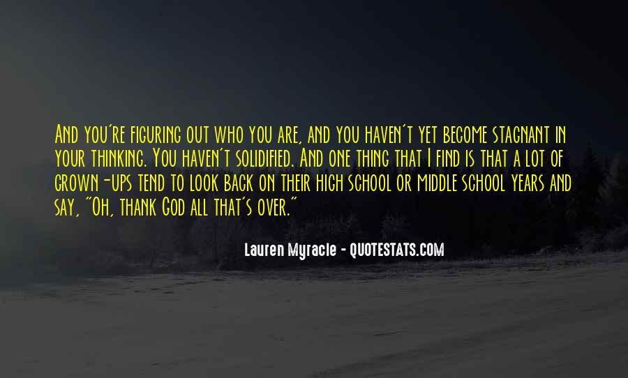 Lauren Myracle Quotes #81535