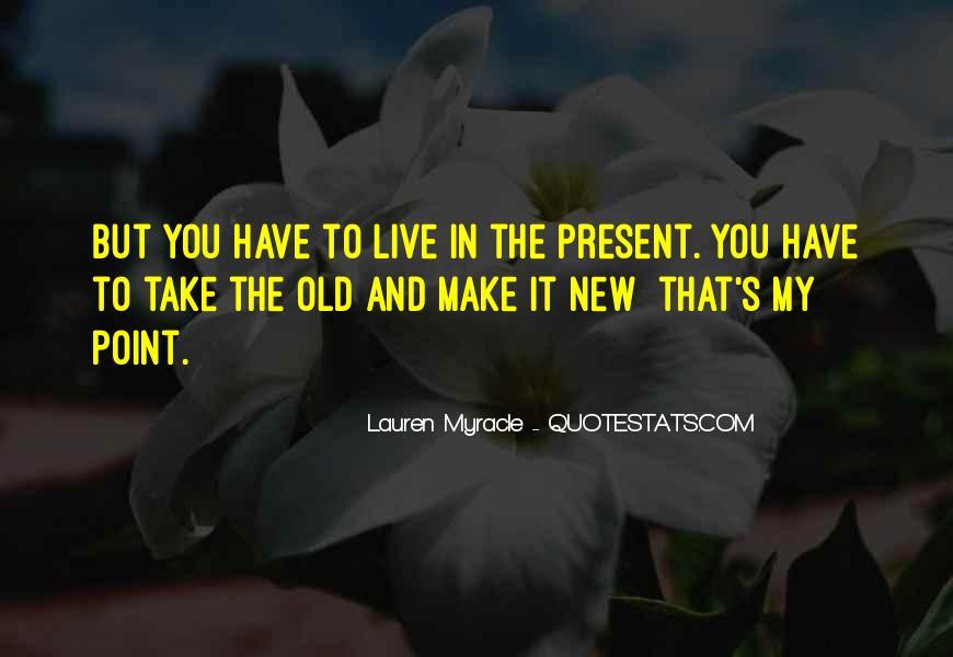 Lauren Myracle Quotes #96487