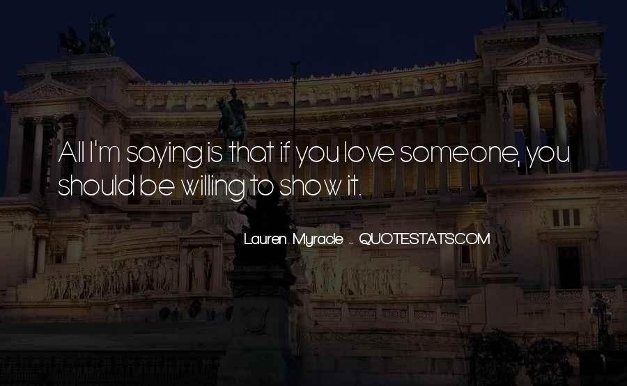Lauren Myracle Quotes #967346
