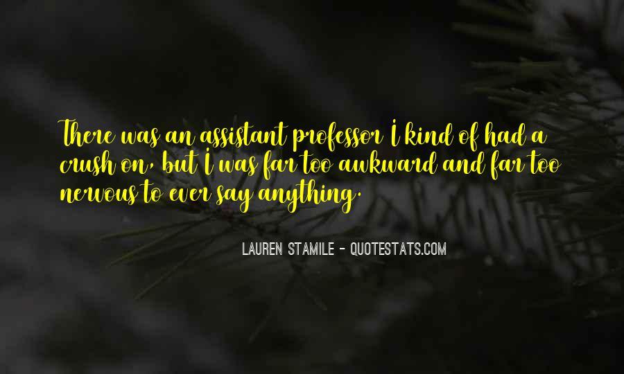Lauren Stamile Quotes #187604