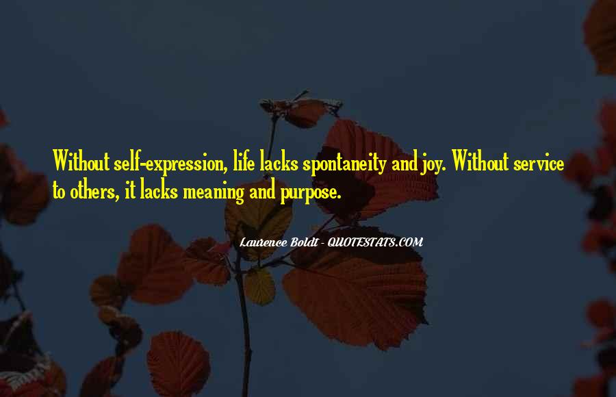 Laurence Boldt Quotes #225670