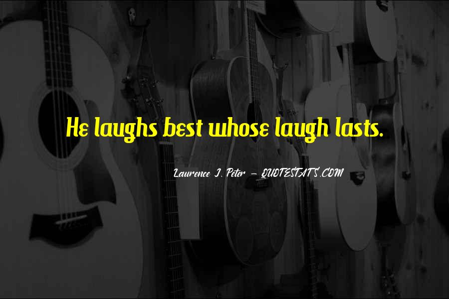 Laurence J. Peter Quotes #1026479
