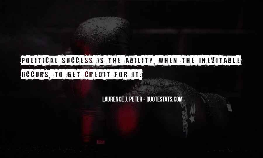 Laurence J. Peter Quotes #1071872