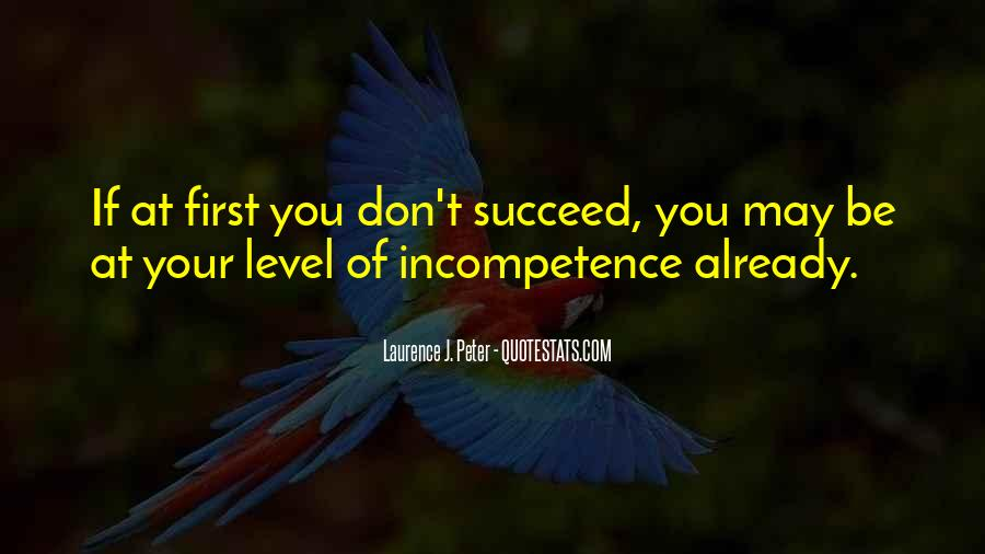 Laurence J. Peter Quotes #1144613