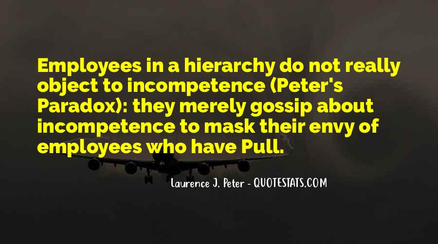 Laurence J. Peter Quotes #1168831