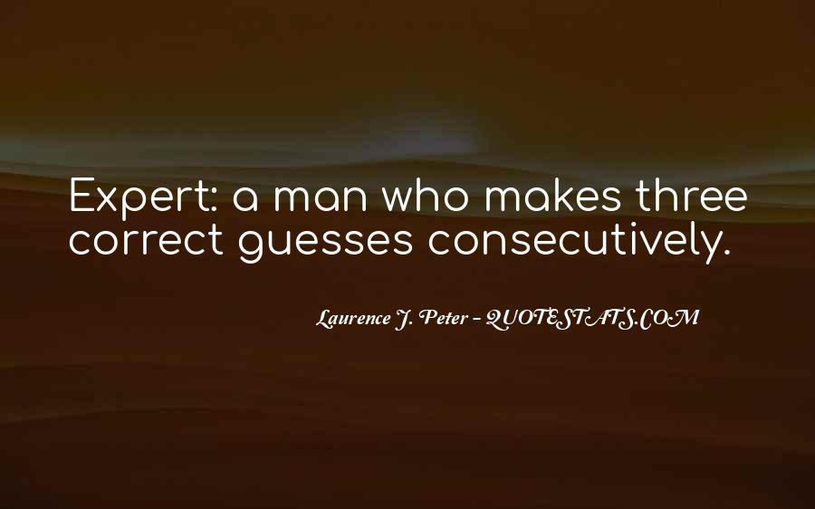 Laurence J. Peter Quotes #1232960