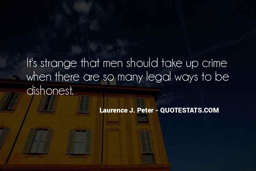 Laurence J. Peter Quotes #1391768