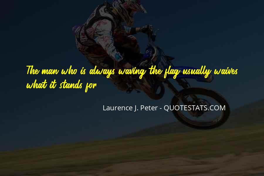 Laurence J. Peter Quotes #1656397