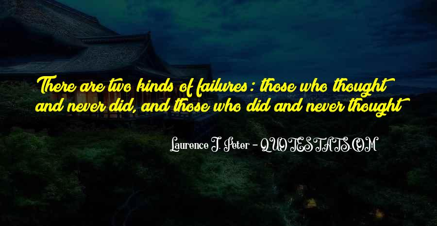 Laurence J. Peter Quotes #1687661