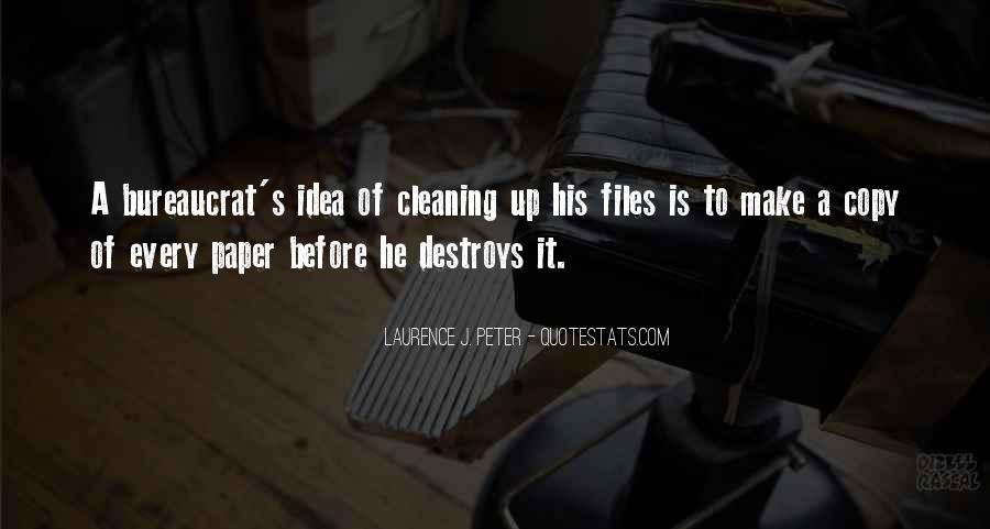Laurence J. Peter Quotes #1846992