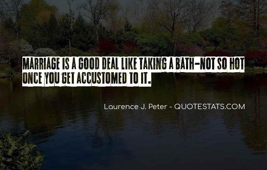 Laurence J. Peter Quotes #283476