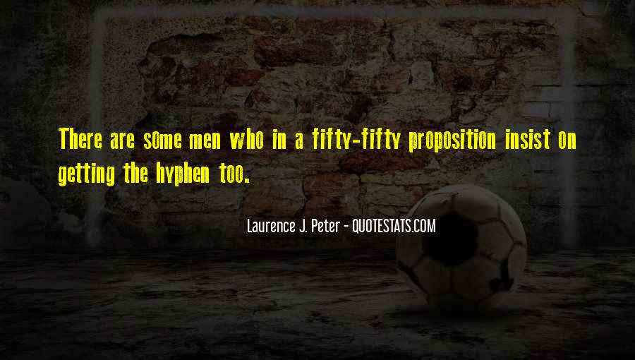 Laurence J. Peter Quotes #545919