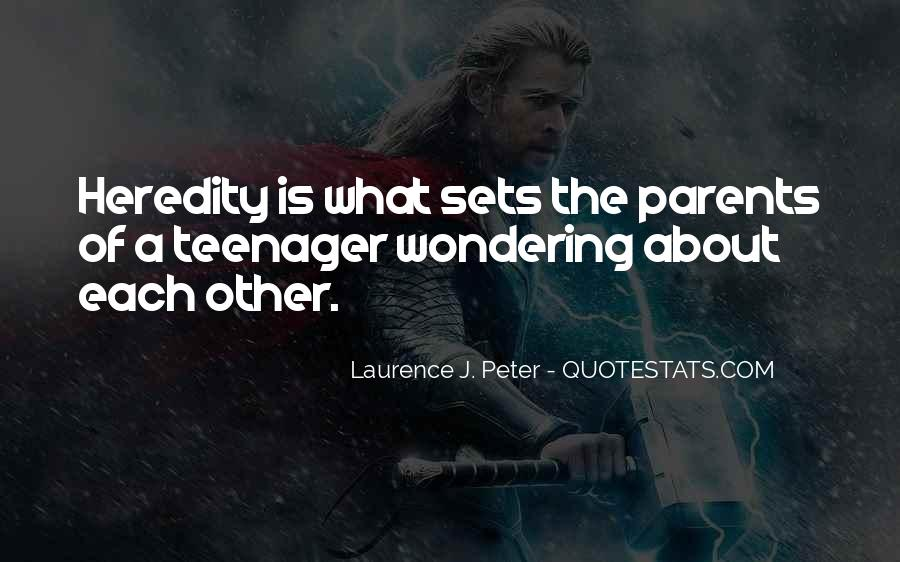 Laurence J. Peter Quotes #787710