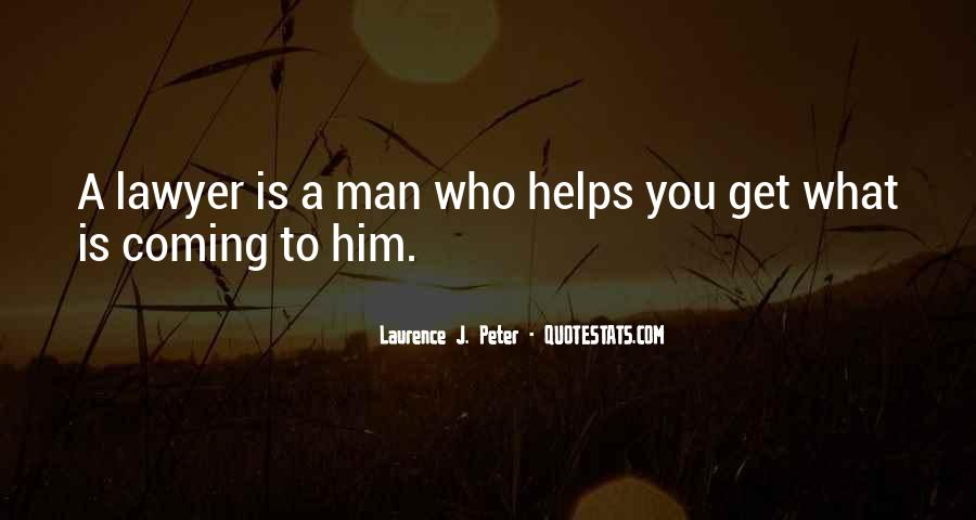 Laurence J. Peter Quotes #991188