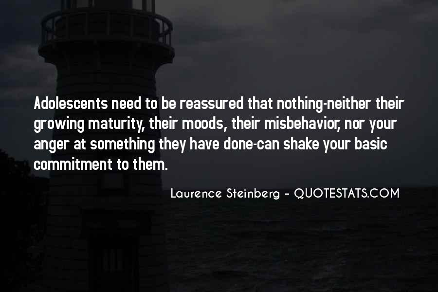Laurence Steinberg Quotes #121779