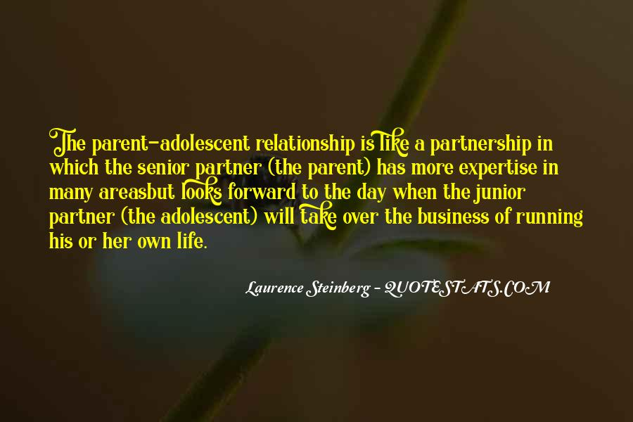 Laurence Steinberg Quotes #699870