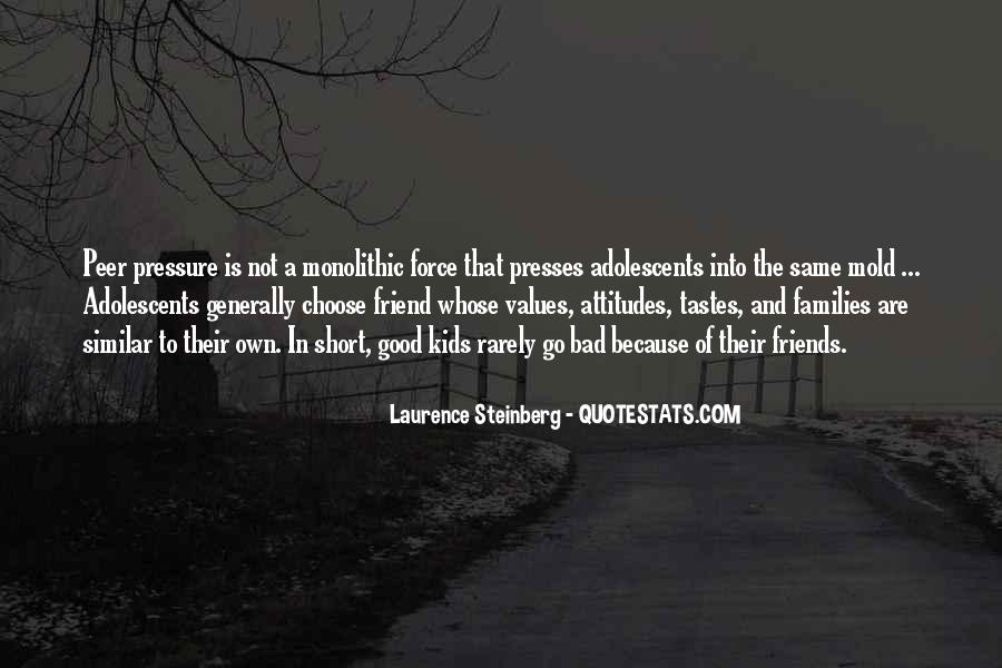 Laurence Steinberg Quotes #888049