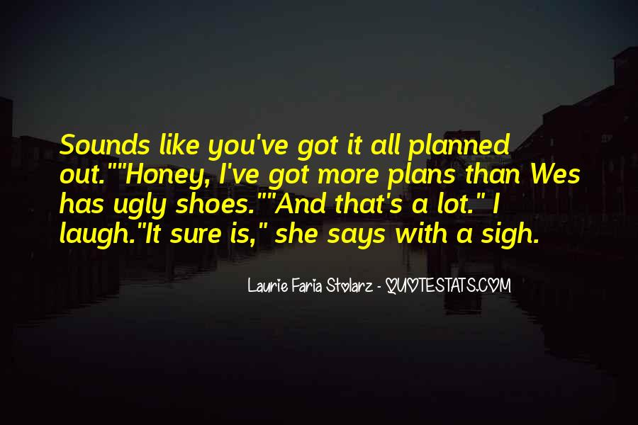 Laurie Faria Stolarz Quotes #102938
