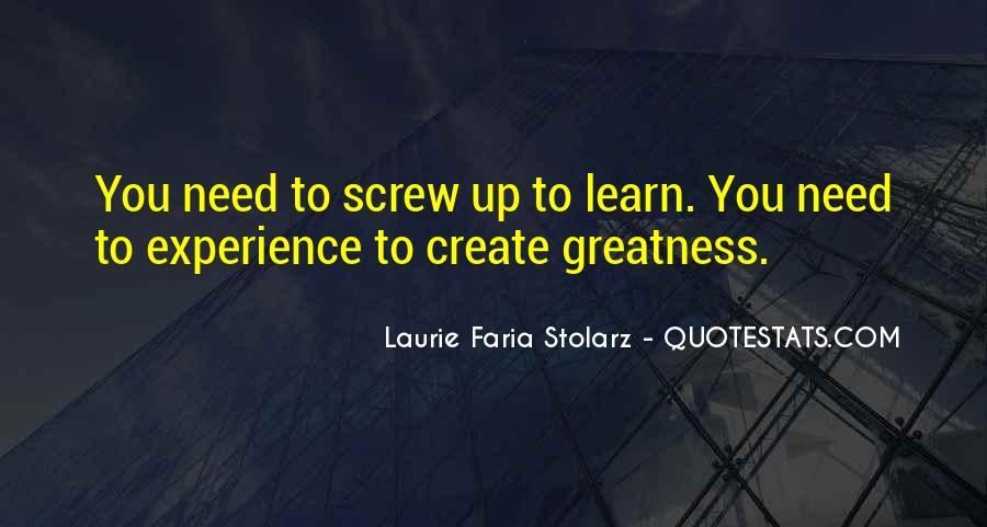 Laurie Faria Stolarz Quotes #686296