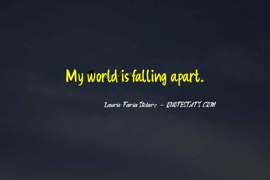 Laurie Faria Stolarz Quotes #765586
