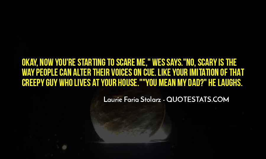 Laurie Faria Stolarz Quotes #857400