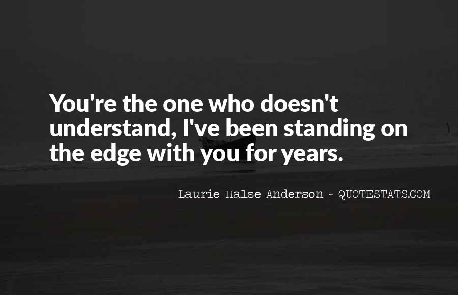 Laurie Halse Anderson Quotes #1048412