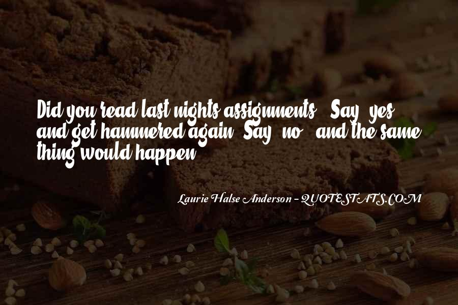 Laurie Halse Anderson Quotes #1073648