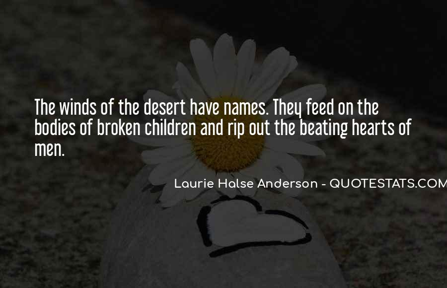Laurie Halse Anderson Quotes #1080618