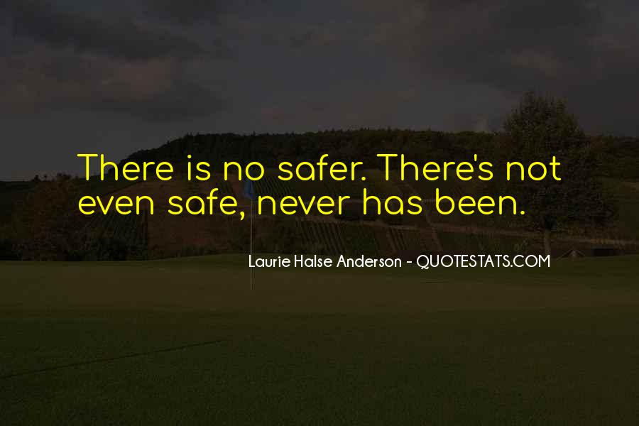 Laurie Halse Anderson Quotes #1206827