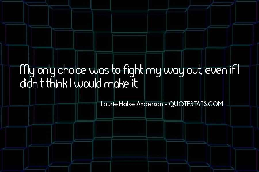 Laurie Halse Anderson Quotes #1268982