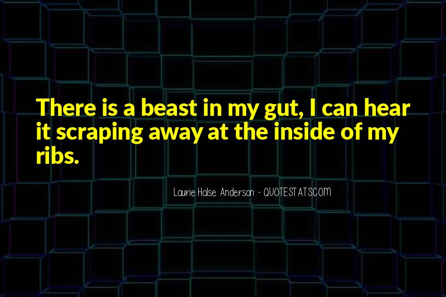 Laurie Halse Anderson Quotes #1273935