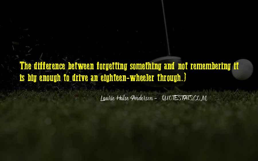Laurie Halse Anderson Quotes #1366119