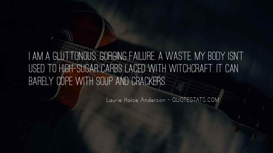 Laurie Halse Anderson Quotes #140930