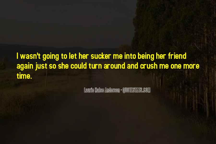 Laurie Halse Anderson Quotes #1507397