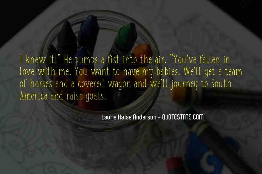 Laurie Halse Anderson Quotes #154733