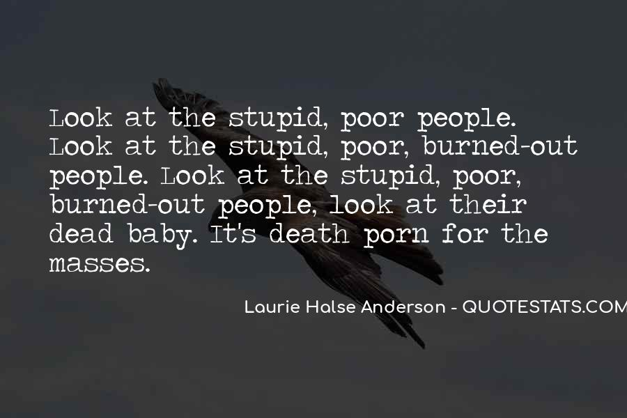 Laurie Halse Anderson Quotes #1561928