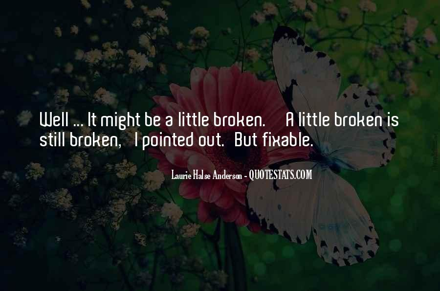 Laurie Halse Anderson Quotes #1613428