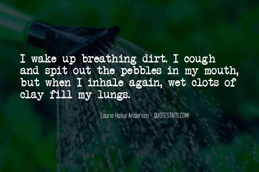Laurie Halse Anderson Quotes #221496