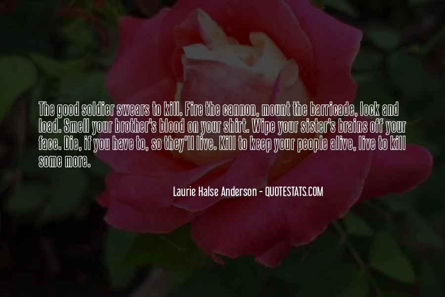 Laurie Halse Anderson Quotes #323212