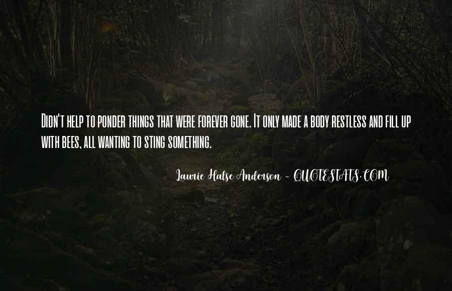 Laurie Halse Anderson Quotes #360208