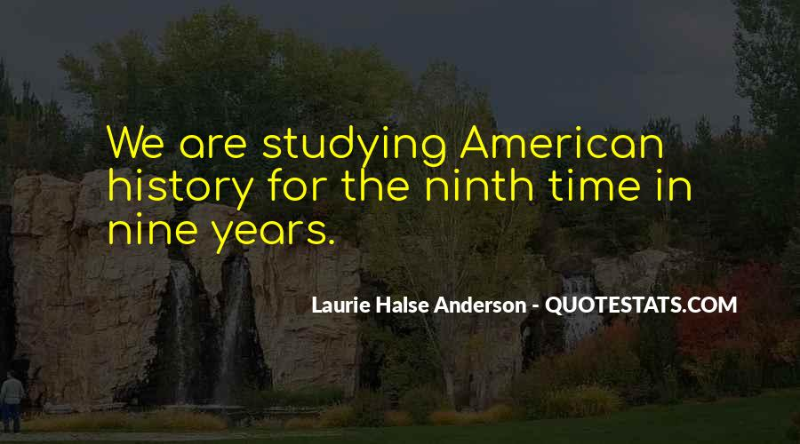Laurie Halse Anderson Quotes #430625