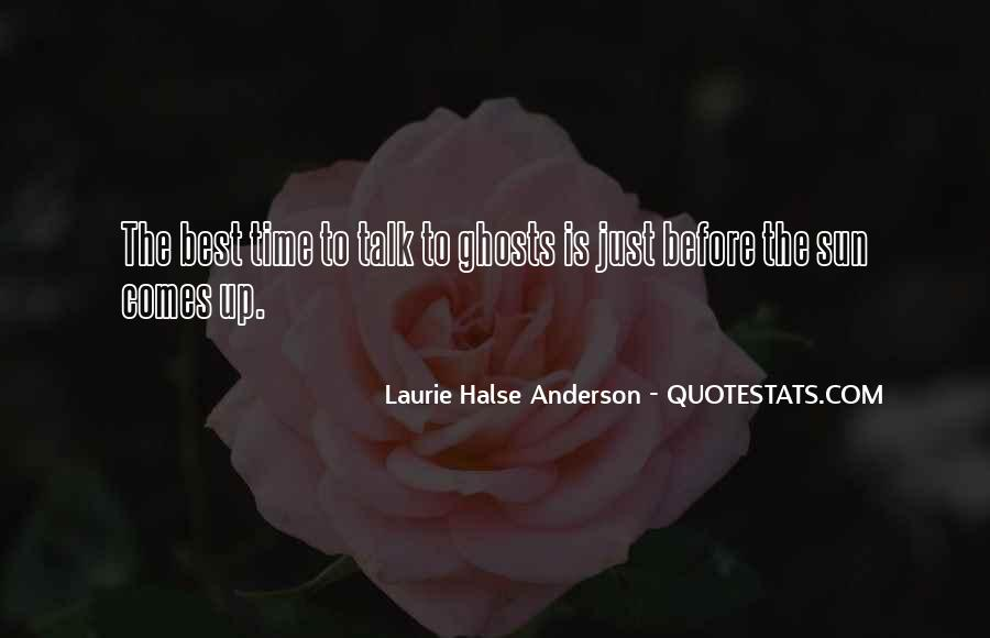 Laurie Halse Anderson Quotes #548962