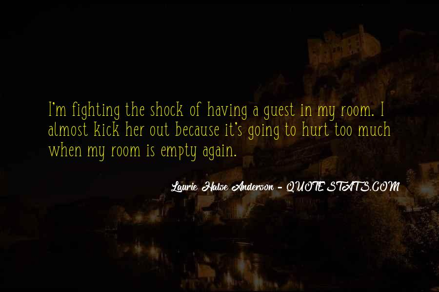 Laurie Halse Anderson Quotes #766495